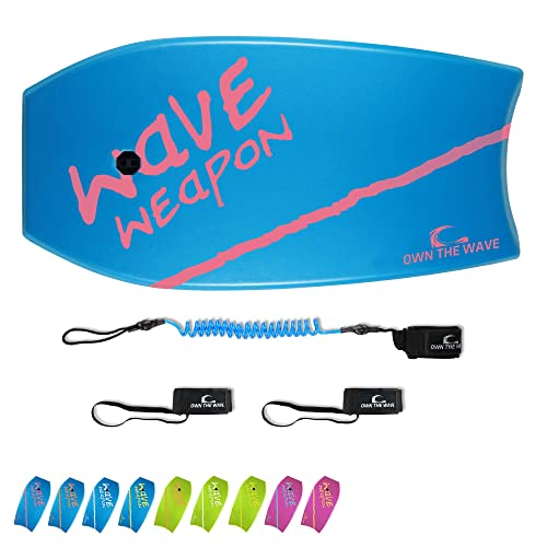 Wave Weapon Super Lightweight Bodyboard by Own The Wave