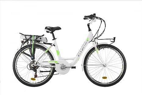 Atala E Run Lady Bici Bicicletta Elettrica A Pedalata Assistita 250w