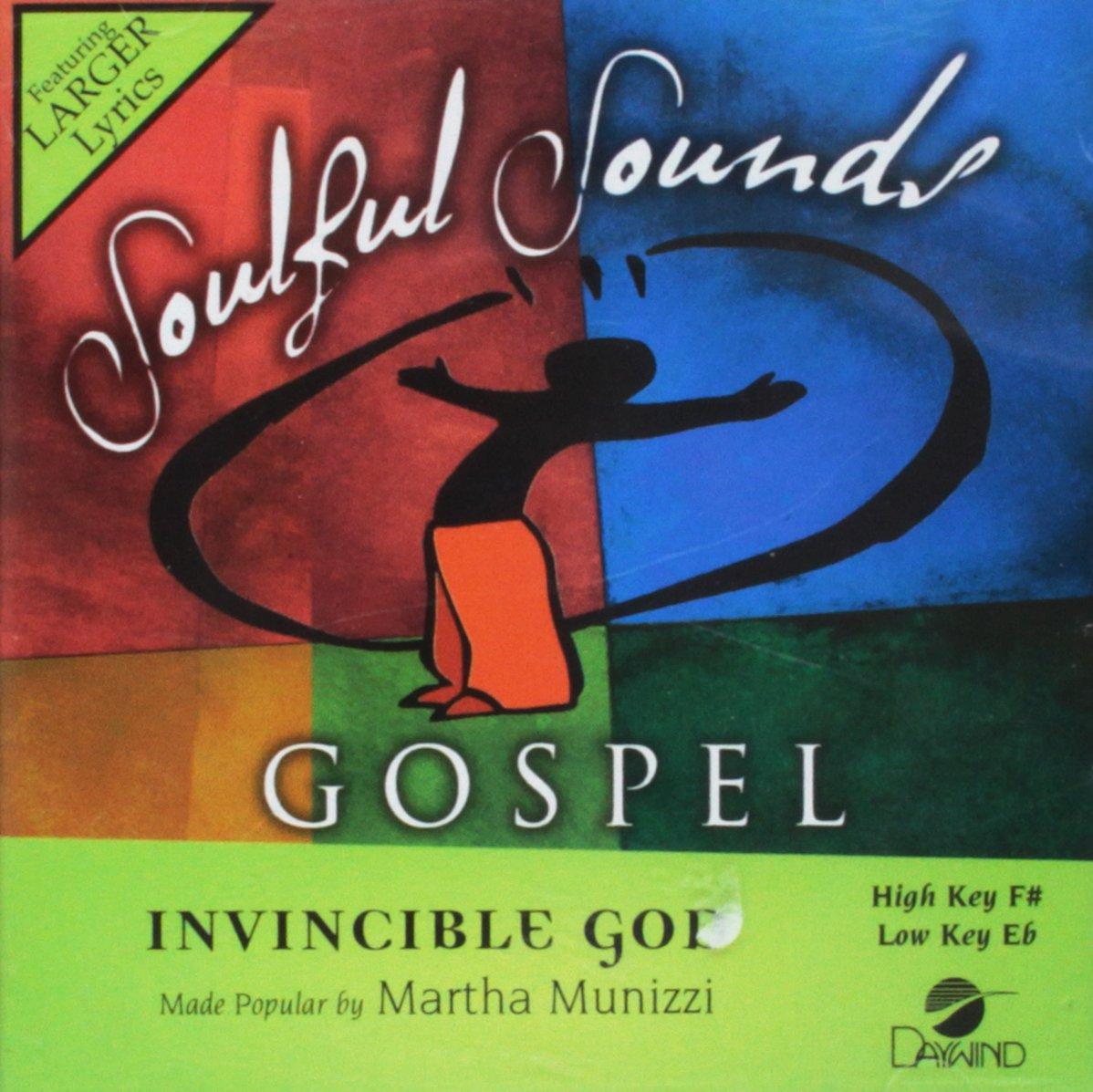 Read Online Invincible God [Accompaniment/Performance Track] (Daywind Soundtracks) PDF