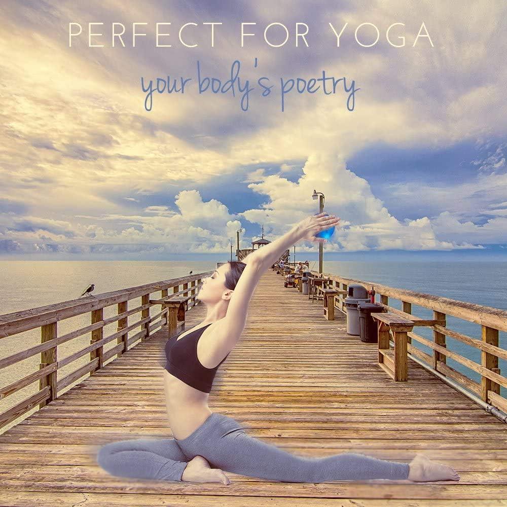 Pilates 4 Pilates Reformer or Mat Pilates Accessory Mini Ball for AeroPilates Yoga Fitness Strength 10cm