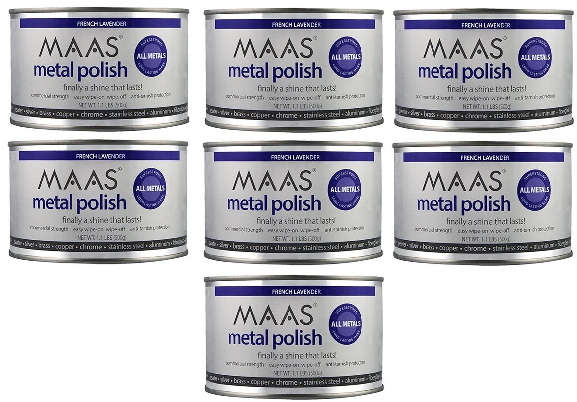 Metal Polish 1.1lb Maas by MAAS (Image #1)