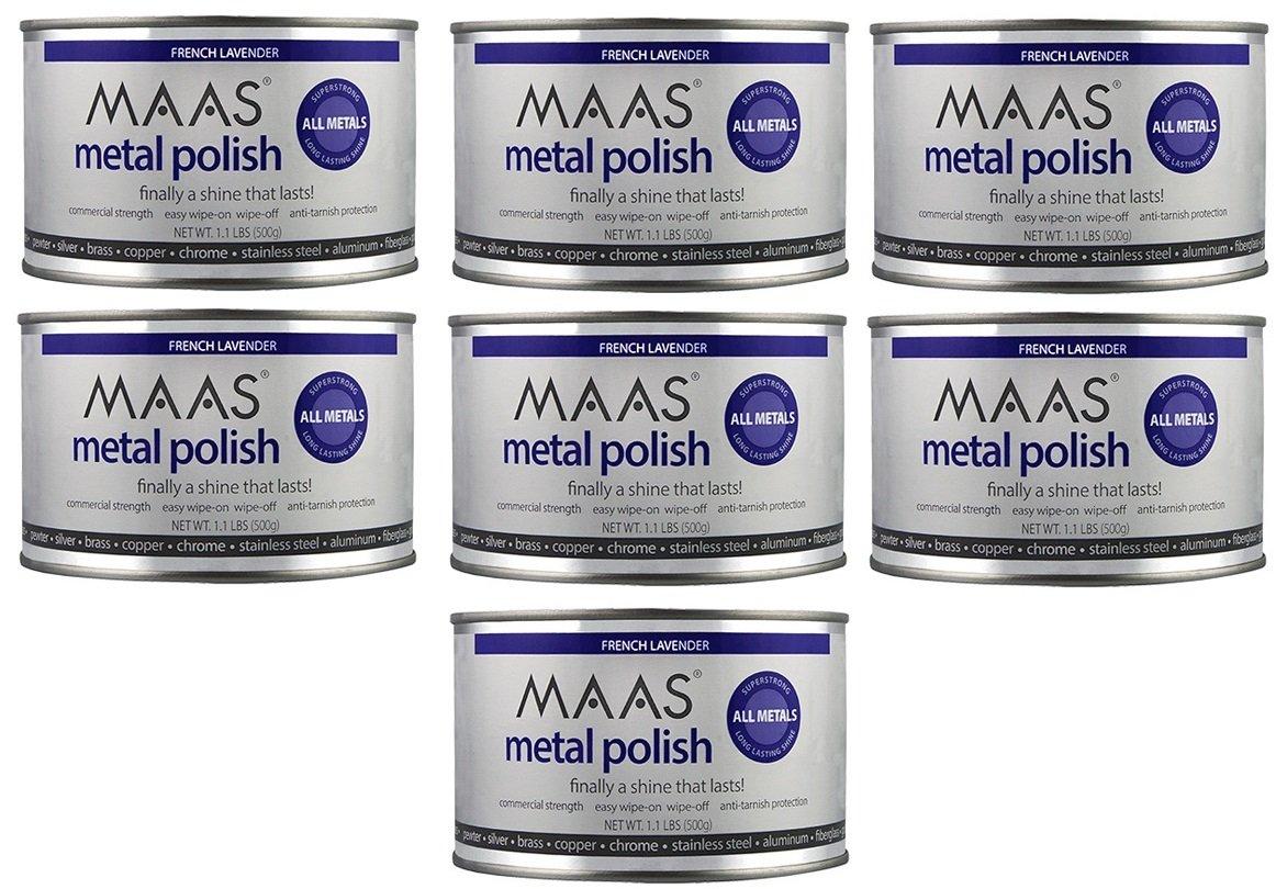 Metal Polish 1.1lb Maas