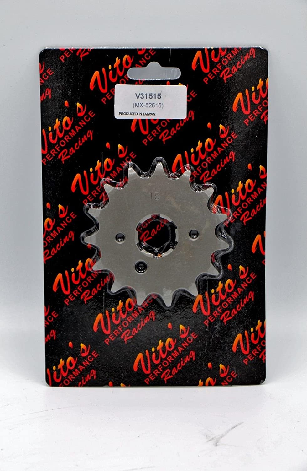 Vito's Performance front SPROCKET 15 tooth Yamaha BANSHEE warrior 350 Raptor 350 vitos performance