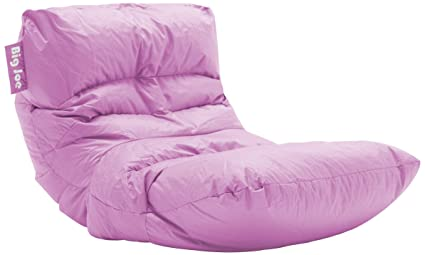 Awesome Amazon Com Big Joe Roma Lounge Chair Radiant Orchid Pabps2019 Chair Design Images Pabps2019Com