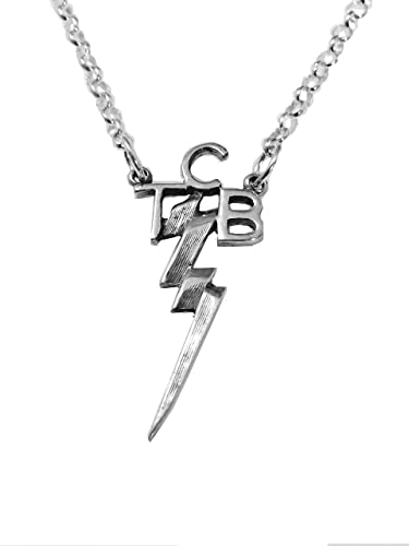Heavy wax strong elvis presley jewelry tcb solid silver sterling 925 heavy wax strong elvis presley jewelry tcb solid silver sterling 925 pendant chain necklace mozeypictures Image collections