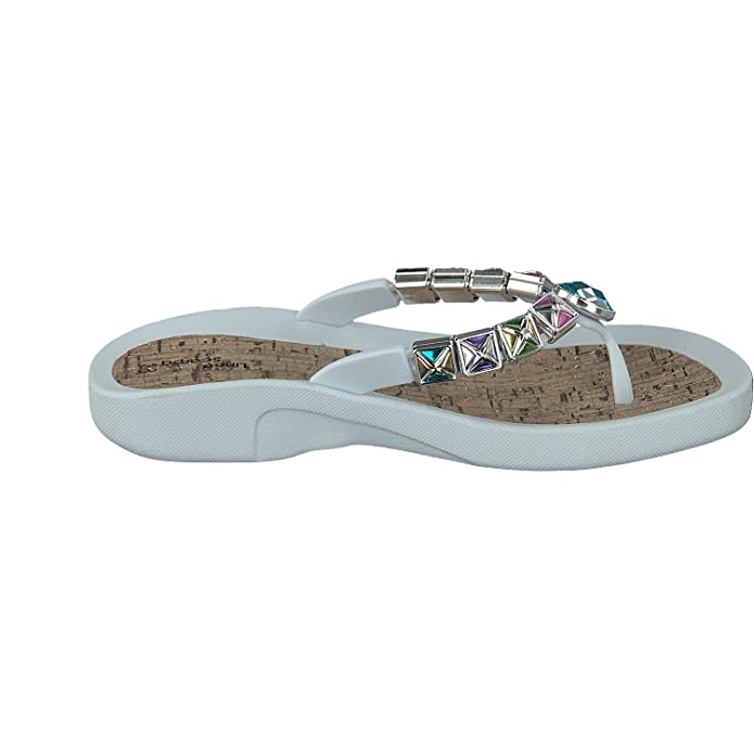 Linea Scarpa SIZILIA Beach shoes - Toe post Ladies fashion and comfy Flip  with Heel: Amazon.co.uk: Shoes & Bags