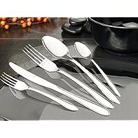 Royal 40-Piece Stainless Steel Silverware Set