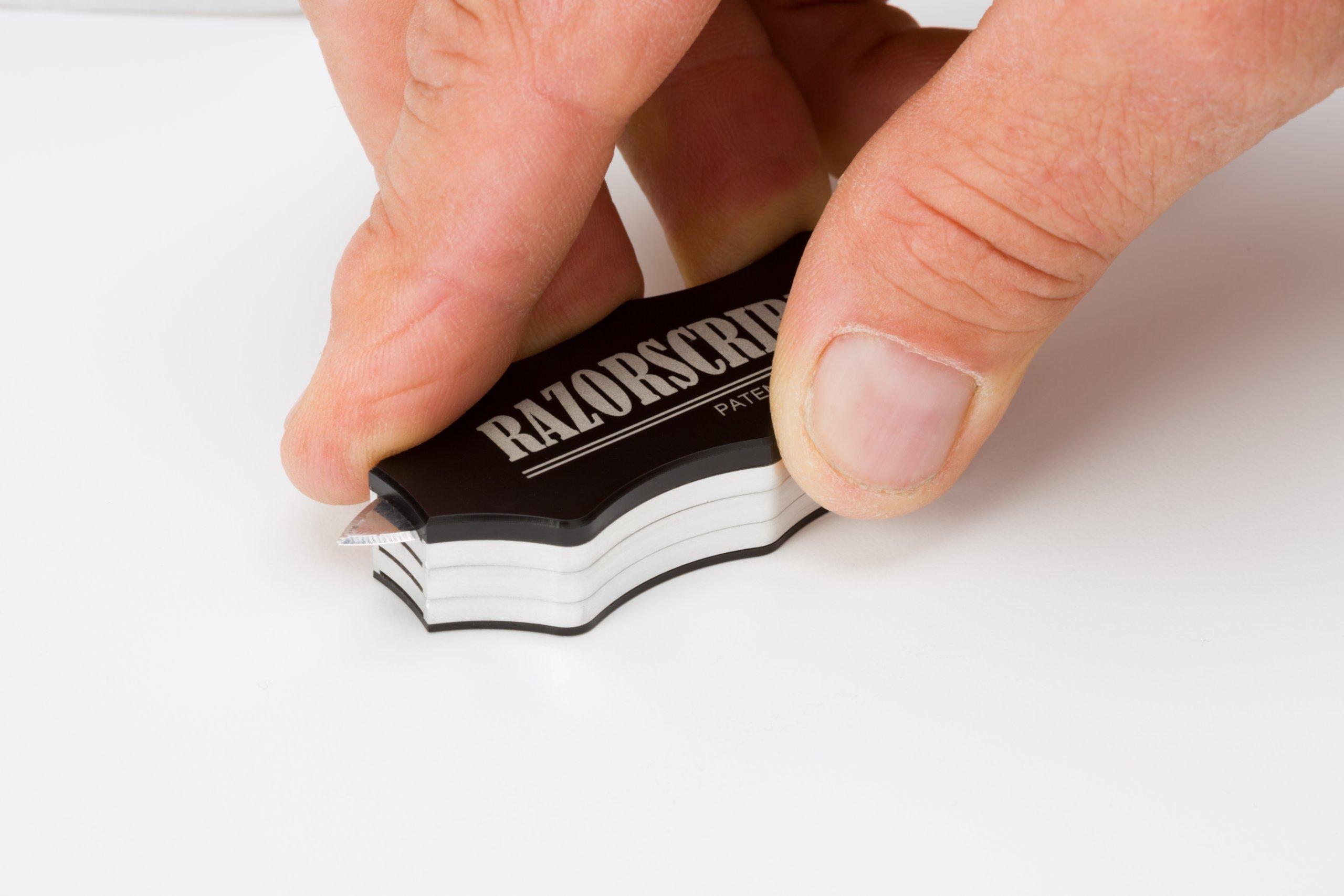 Razorscribe Pro Aluminum Carpentry Scribe Tool and Stud Finder