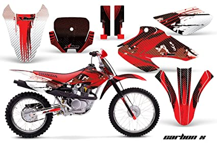 Honda XR80 XR100 2001 2003 MX Dirt Bike Graphic Kit Sticker Decals XR 80 100