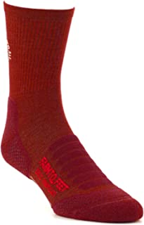 product image for Farm to Feet Womens Harpers Ferry Lightweight Technical 3/4 Crew Merino Wool Socks