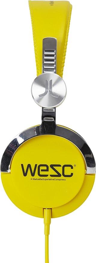 WeSC Bass Premium - Auriculares (Supraaural, Diadema, 20-20000 Hz, Alámbrico, 3.5 mm (1/8