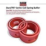 U.S. RubberShox DuraTPE Series Front-Rear Car Coil Spring Buffer Cushion/Automotive Suspension Shock Absorber…