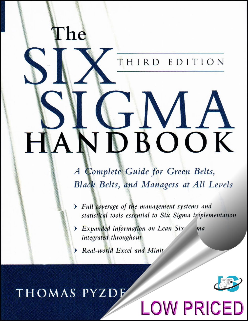 The six sigma handbook third edition pyzdek 9780071070843 the six sigma handbook third edition pyzdek 9780071070843 amazon books 1betcityfo Images