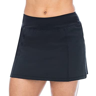 d40116c62a4 Fila Womens Heritage Tennis Pleated Skort at Amazon Women's Clothing ...