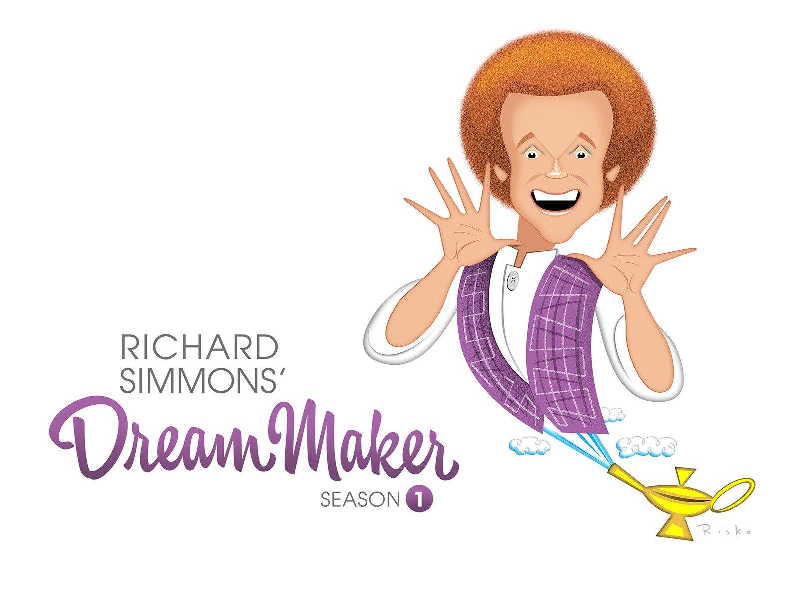 Richard Simmons' Dream Maker on Amazon Prime Video UK