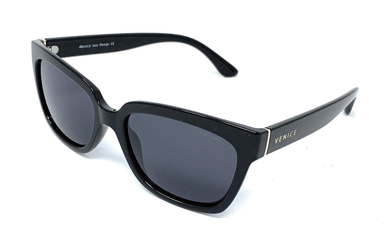 Gafas Mujer Hombre de sol polarizadas cristal negro - Moda ...