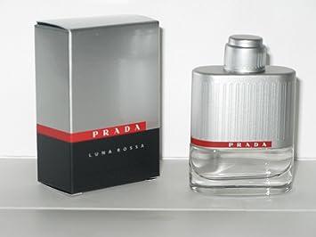 87639c08bd62 Amazon.com   Prada Luna Rossa Pour Homme Eau de Toilette Deluxe Mini (.30  oz)   Beauty