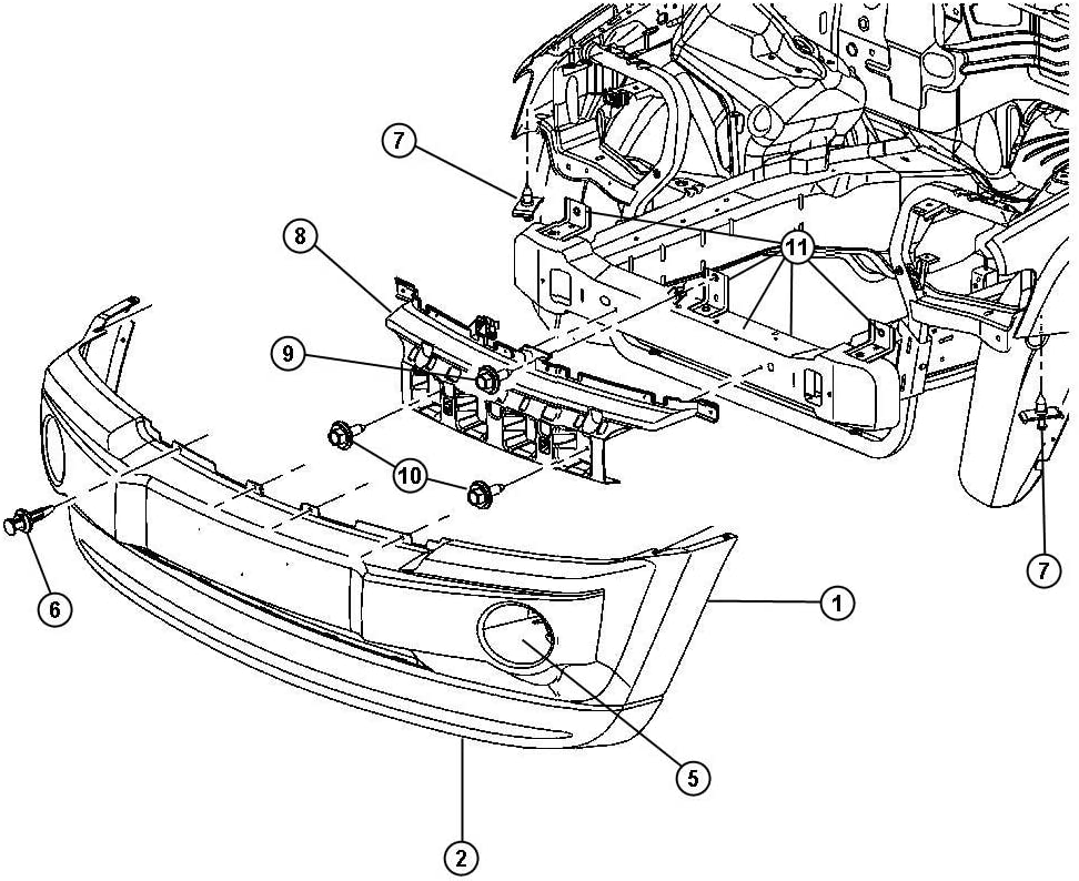 Mopar Performance 55156878AE MOPAR Bracket