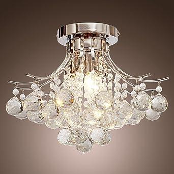 Lampadari,Create For Life® 3 luce lampadario di cristallo moderno ...