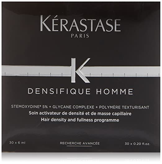 2 opinioni per Kerastase Densifique Homme Treatment 30 X Volumizzante  Capelli- 6 ml bb95e80b87db