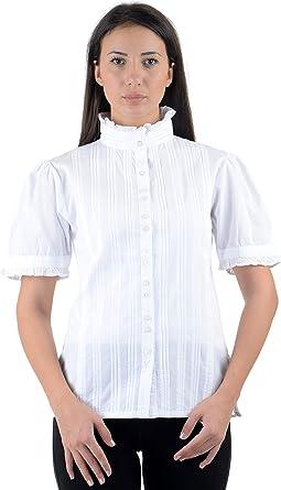 Vintage Victorian Edwardian algodón blusa de precisa patrones para coser