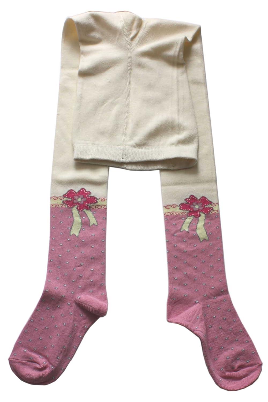Collants pour enfants: Taille: 2-3 Annees (92/98), Couleur: Rose Weri Spezials