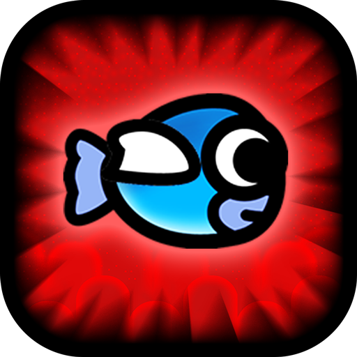 Scary Fish - Flappy Game Prank]()