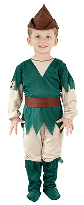 74c556b72ce Amazon.com  Robin Hood Children s Fancy Dress Costume Age 3  Clothing
