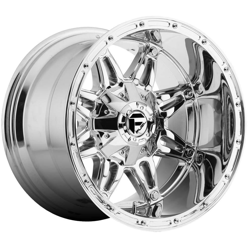 Fuel Hostage Chrome Wheel 20x14