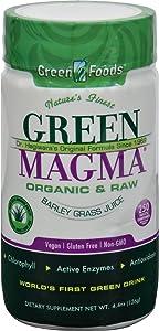 Green Magma (USA) Green Foods 250 Tabs