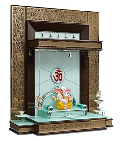 Creata Interior Concepts Glass Home Temple (40u0026quot; ...