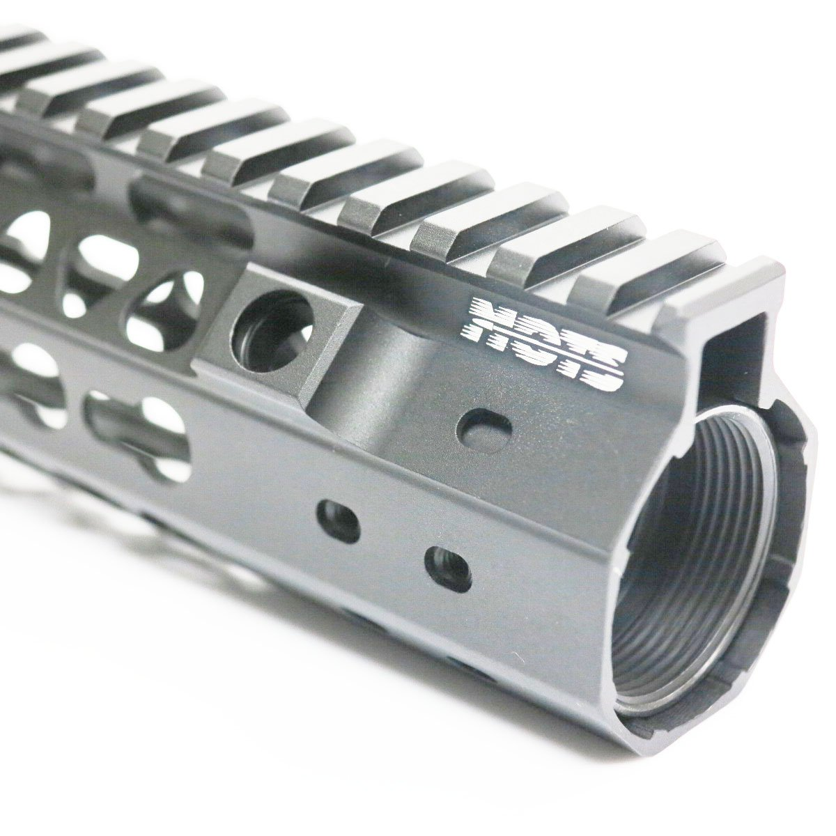 "G/&P MOTS 12.5/"" Keymod Wire Cutter Handguard For Marui M Series AEG KEY008H"