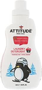 Attitude Little Ones Fragrance Free Laundry Detergent 35.5 Fluid Ounce