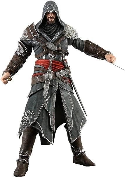 Amazon Com Neca Assassin S Creed Revelations Action Figure Ezio