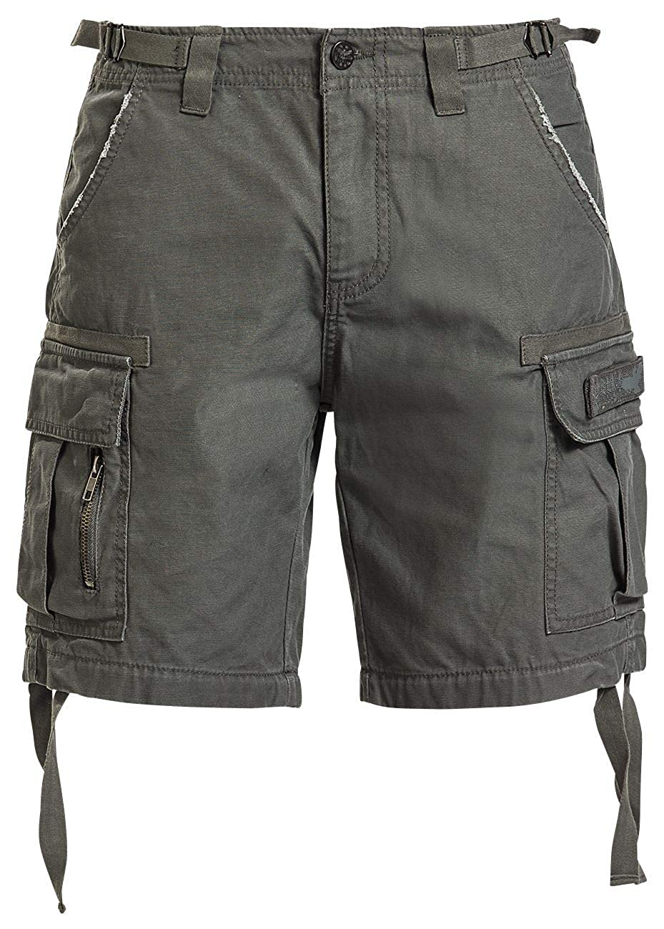 schwarz Premium by EMP Army Vintage Shorts Short schwarz B06Y4ZWZ27 Shorts Stimmt