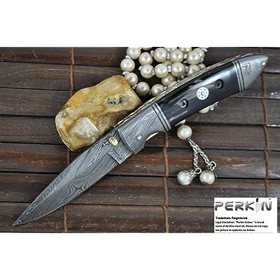 La main de Damas Couteau de poche - Belle couteau pliant