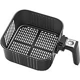 COSORI Air Fryer Replacement Basket 3.7QT For COSORI Black CP137-AF Air Fryer, Non-Stick Fry Basket, Dishwasher Safe, C137-FB