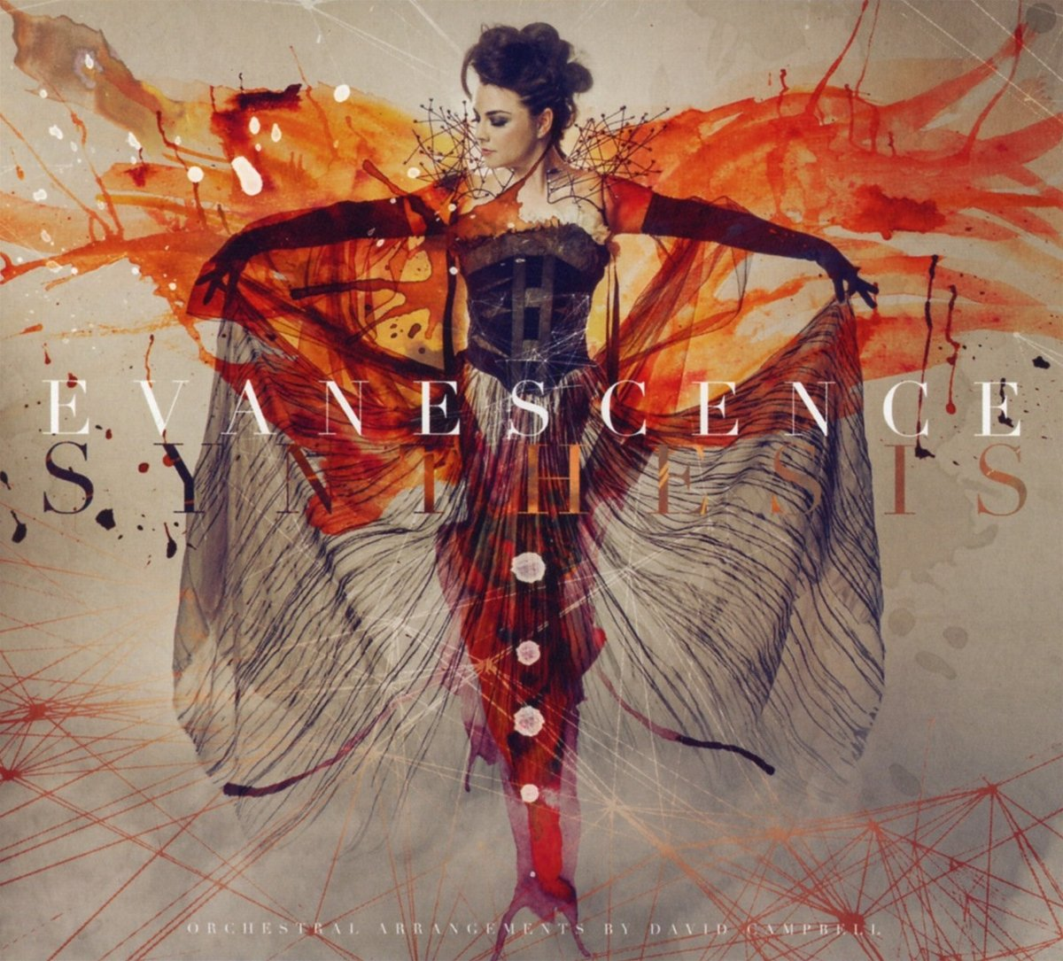 CD : Evanescence - Synthesis