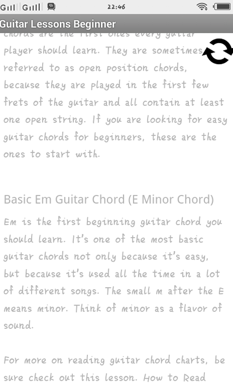 Amazon com: Guitar Lessons Beginner: Appstore for Android