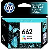 HP CZ104AL - Cartucho de Tinta HP 662 Tricolor Original