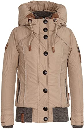 Naketano Damen Jacke Shortcut III Jacket