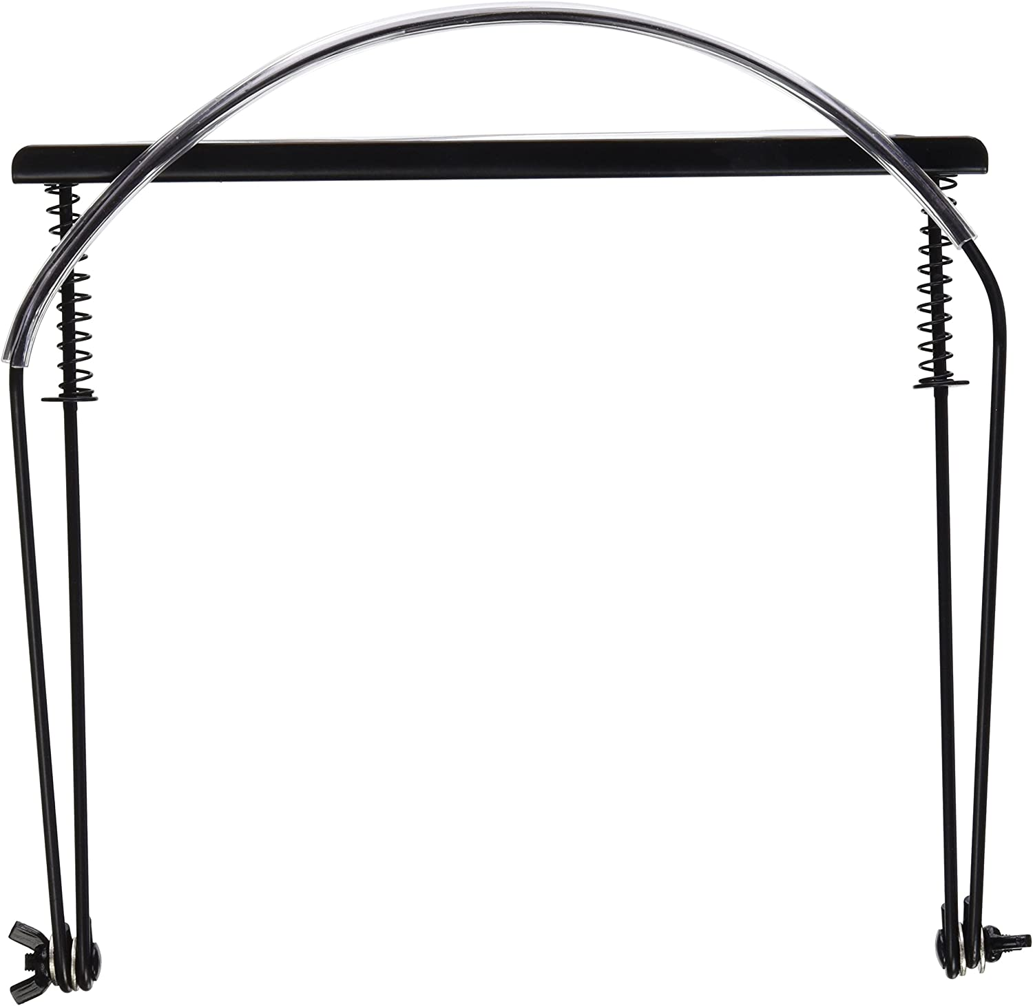 Stagg HAH-800 Spring Loaded Harmonica Holder - Silver