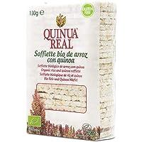Soffiette de arroz con quinoa bio gluten free