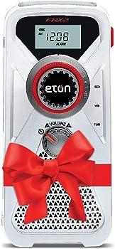 Eton Hand Turbine AM/FM/NOAA Weather Radio with USB Smartphone Charger