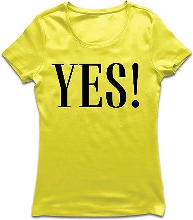 lepni.me Camiseta Mujer Una Camisa Que Diga sí, Claro, está ...