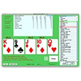 OPTIMUM VIDEO POKER, Advantage Play Trainer for Windows and Macintosh