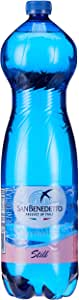 San Benedetto Natural Pet Water, 1.5L (Pack of 6)
