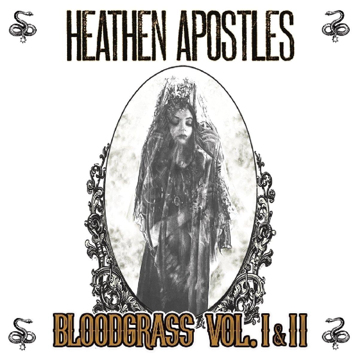 Vinilo : Heathen Apostles - Bloodgrass I&ii (LP Vinyl)