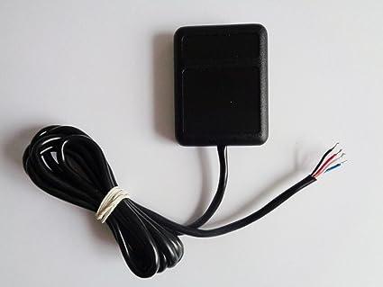 Sensor de inclinación para coche - y dispositivos de alarma ...