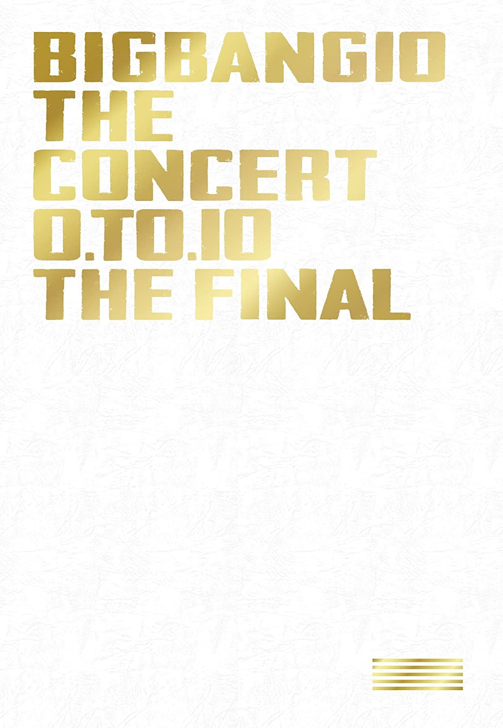 BIGBANG10 THE CONCERT : 0.TO.10 -THE FINAL-(DVD(4枚組)+LIVE CD(2枚組)+PHOTO BOOK+スマプラムービー&ミュージック)(-DELUXE EDITION-)(初回生産限定) B01N13VBD7